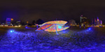 Festival of Lights FOL 2016 Ernst-Reuter-Platz Wal