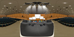3D Panoramen HKW Auditorium 3d Demo