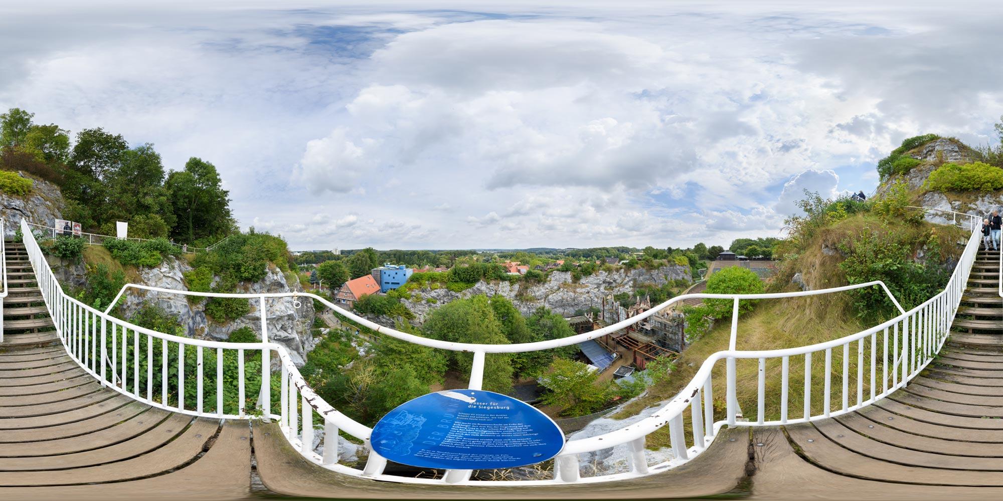 kubische panoramen panorama foto bad segeberg aussichtplattform. Black Bedroom Furniture Sets. Home Design Ideas
