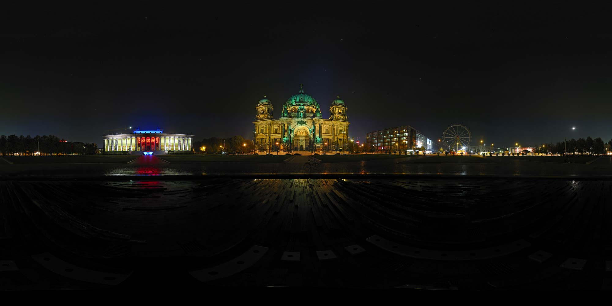 Panorama Berlin Festival of Lights - FOL 2005