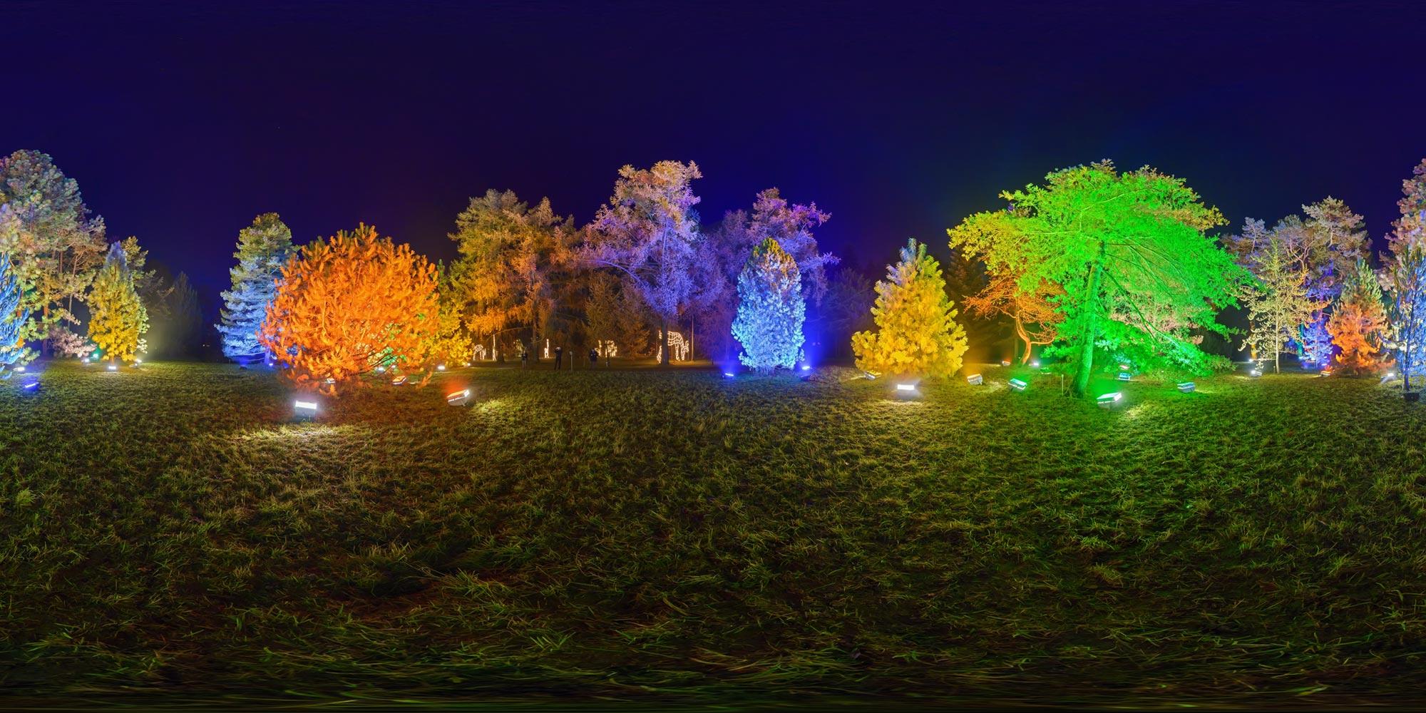 Christmas Garden Botanischer Garten javichallengeub