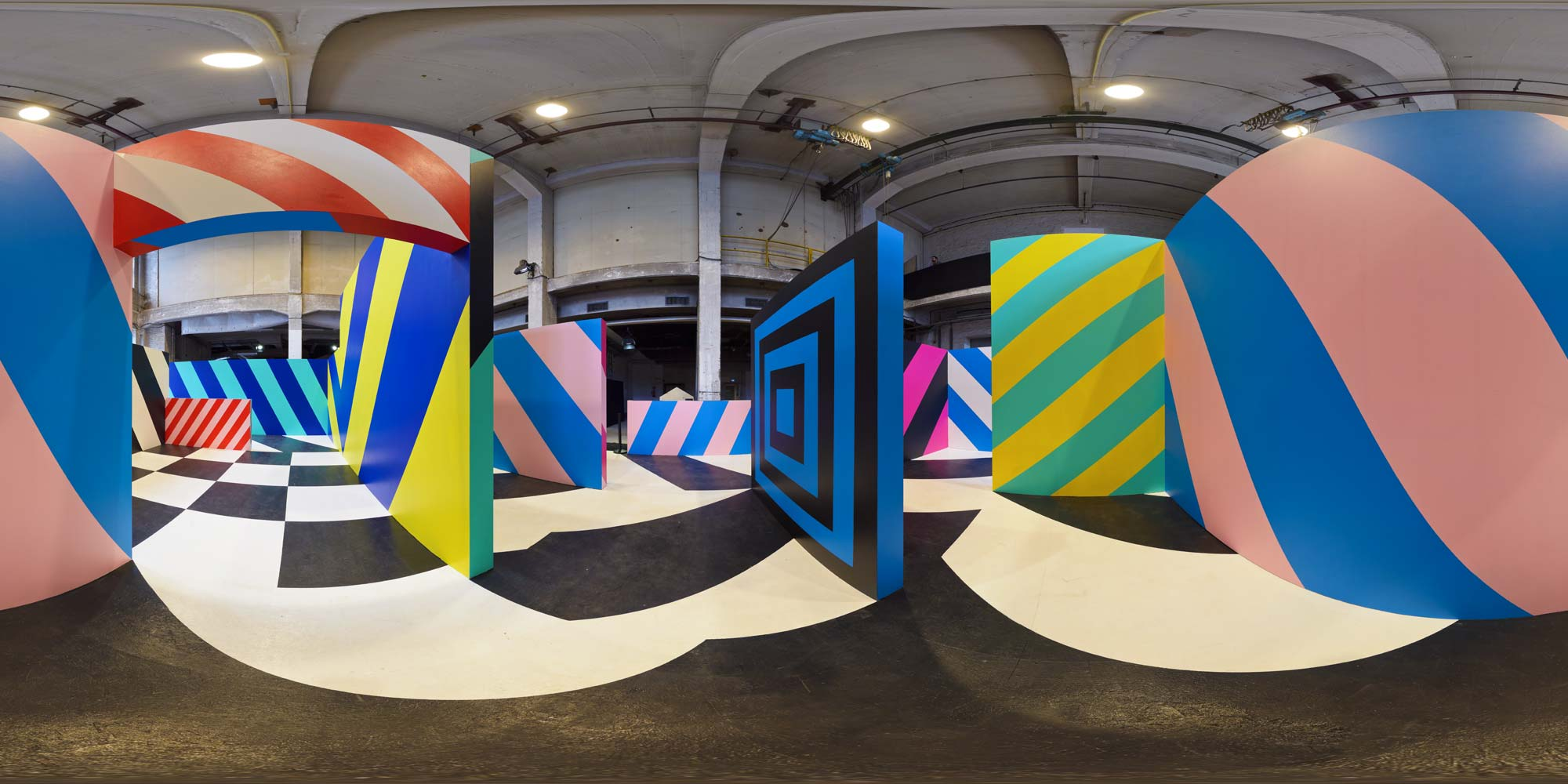 Panorama Berlin Photography  Playground - Moving Together 2014