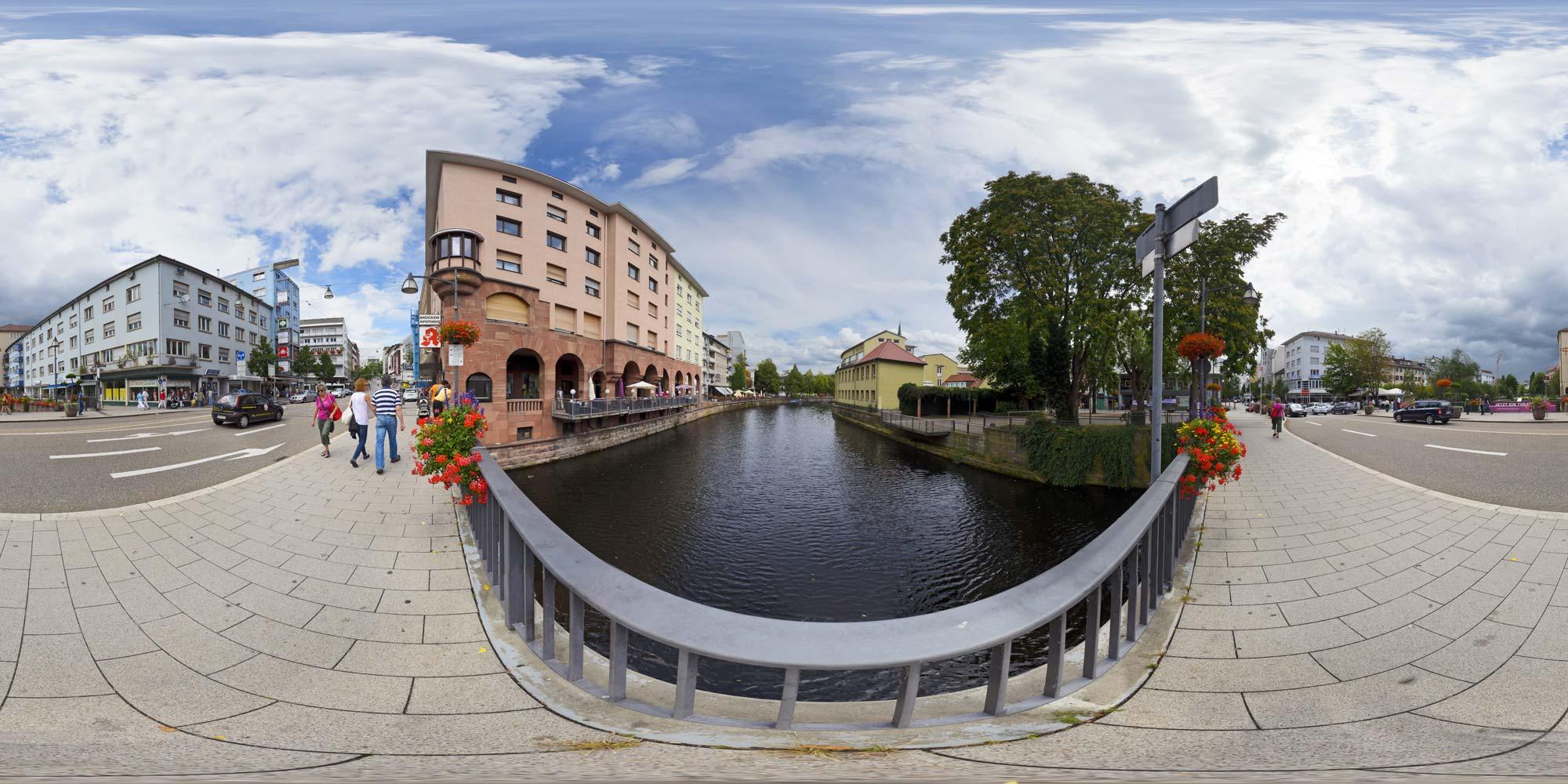 Pforzheim Panorama