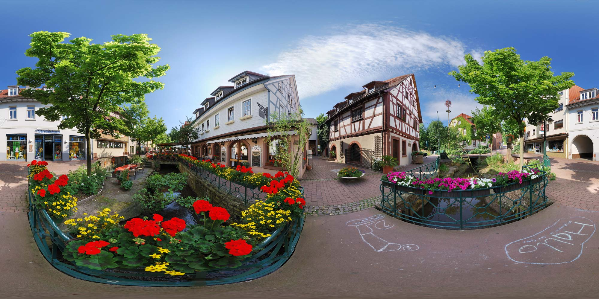 kubische panoramen panorama foto hessen s dwest wald michelbach. Black Bedroom Furniture Sets. Home Design Ideas
